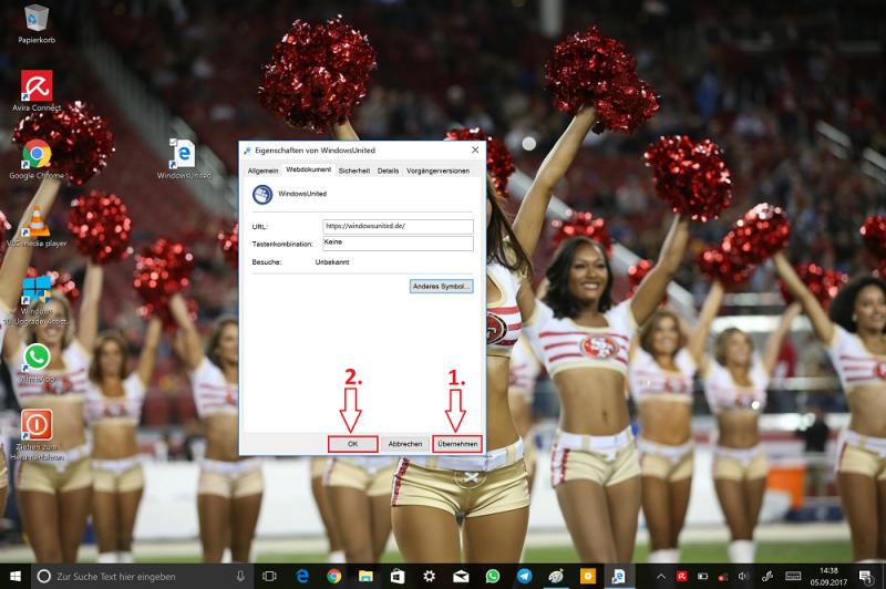 Desktop-Verknüpfung-Eigenschaften-Anderes-Symbol-Durchsuchen-WindowsUnited-ico-öffnen-Ok-Übernehmen-u.-Ok.png