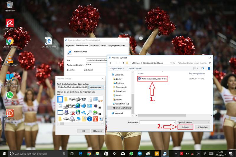 Desktop-Verknüpfung-Eigenschaften-Anderes-Symbol-Durchsuchen-WindowsUnited-ico-öffnen.png