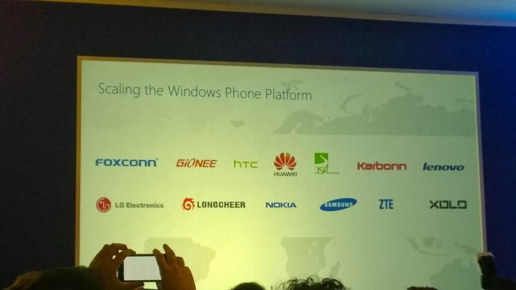 Microsoft auf dem mwc neue features f r windows phone for Hdw partner
