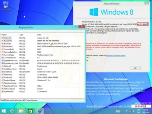 Neues Bild zum Windows 8.1 Update