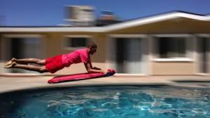 Mit Motion Blurr den Hintergrund verschwimmen lassen