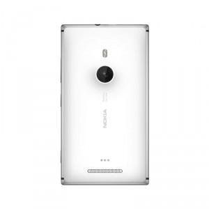 Auch Rückseite vom Nokia Lumia 925 hat ein weiterentwickeltes Design
