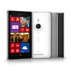 In diesen Farben wird das Nokia Lumia 925 erhältlich sein