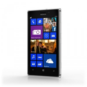 Nokia Lumia 925: Frontansicht