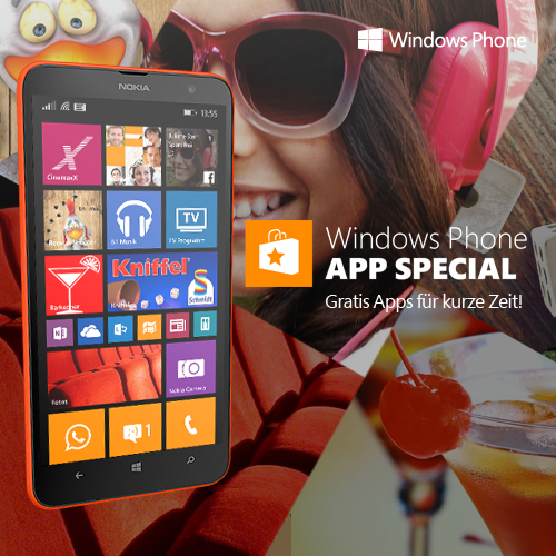 Windows Phone App Special
