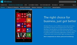 Windows-Phone-Business-Microsoft