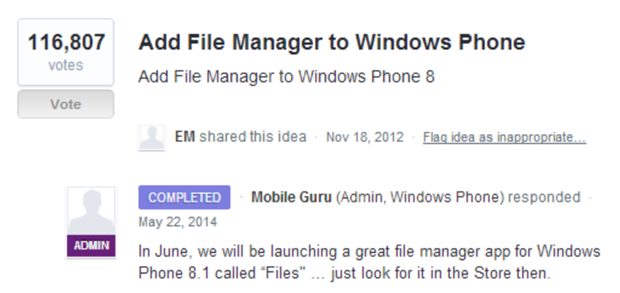 Windows Phone File Manager_2