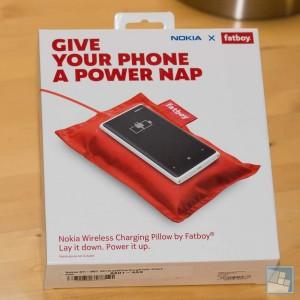 Fatboy Ladekissen von Nokia