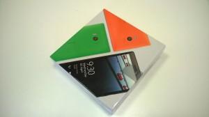 die neue Lumia-Verpackung
