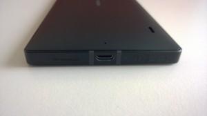 Nokia Lumia 930 Micro-USB-Anschluß