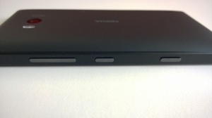 Nokia Lumia 930 Tasten