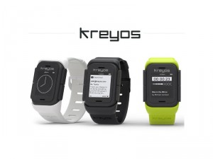 Kreyos Meteor - Die SmartWatch für's Windows Phone