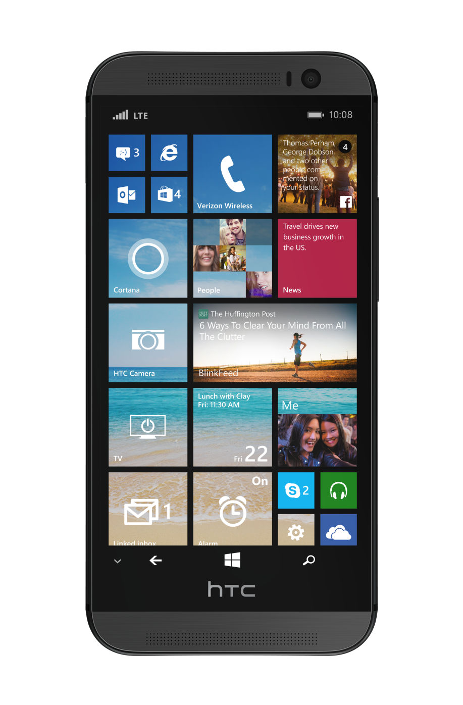 HTC Windows Phone W8