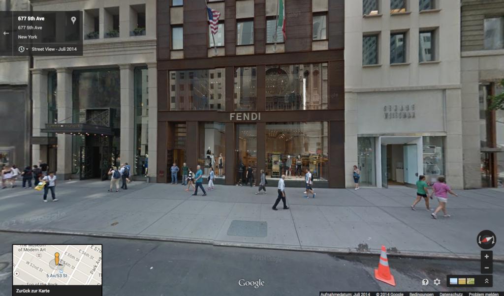 Microsoft Flaggschiff Store 5th Avenue