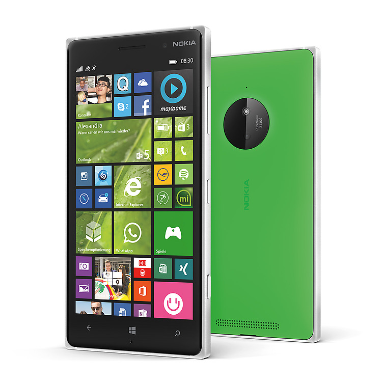 Nokia Lumia 830_SoundCloud