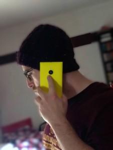 Telefonieren mit dem Lumia 1520