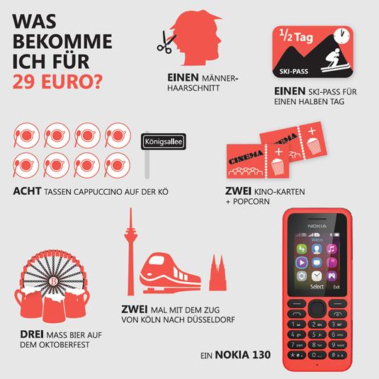 Nokia 130 billig