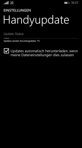 Windows Phone Developer Preview Update