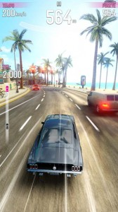 Asphalt Overdrive Windows Phone
