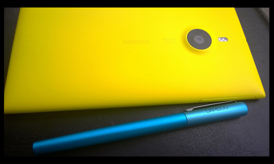 Bamboo Stylus Review