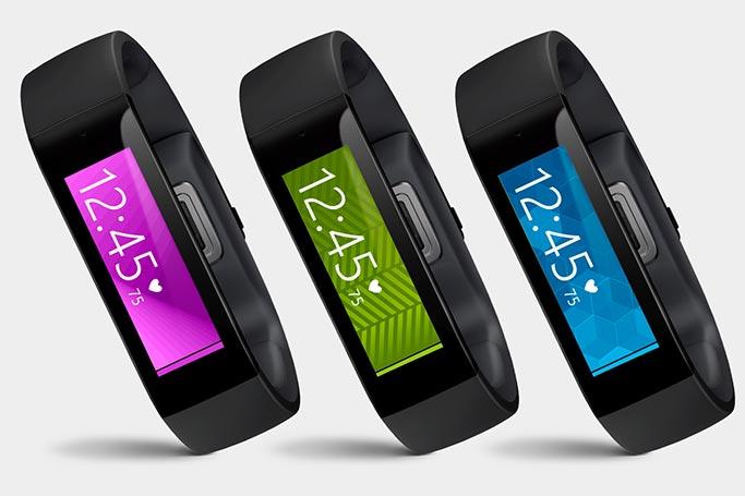 Microsoft Smartband2