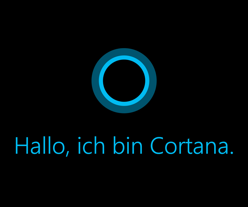 Cortana-Deutsch