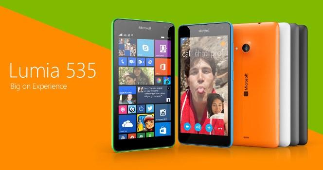 Microsoft-Lumia-535-Angebot