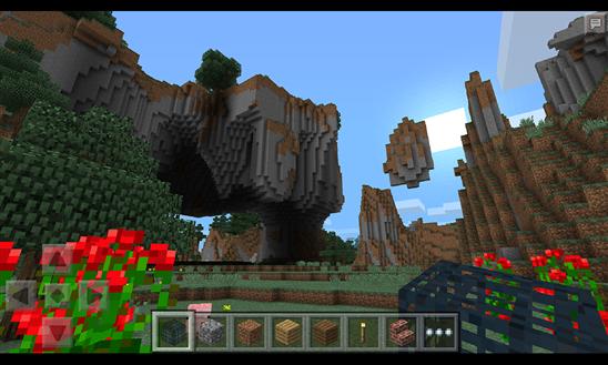 Minecraft Windows Phone 3