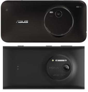 Asus Zenfone Zoom vs Nokia Lumia 1020