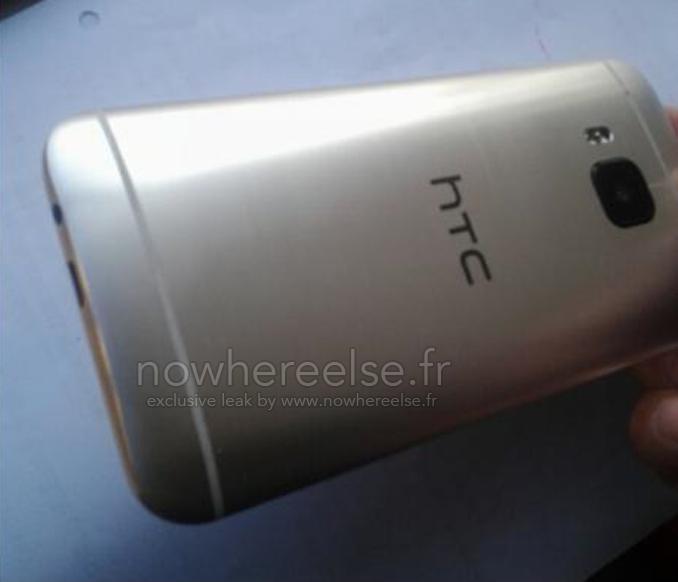 HTC One M9 Hima Foto Leak technische Daten