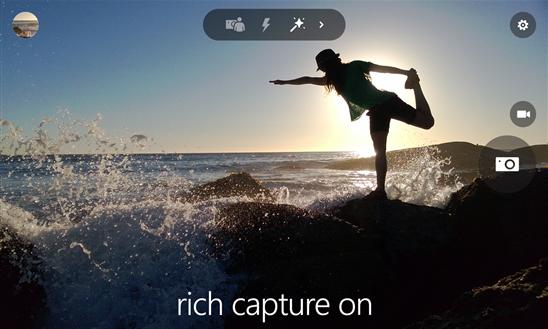 Lumia Camera 5 HDR