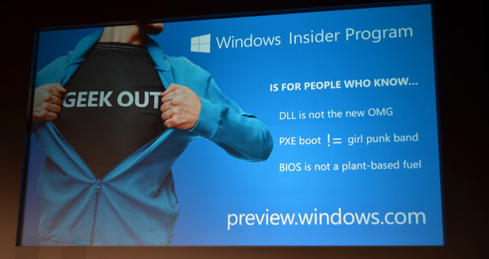Windows-10-Insider-Programm