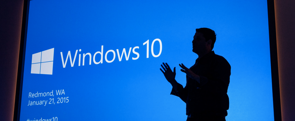 Windows 10 The Next Chapter Event