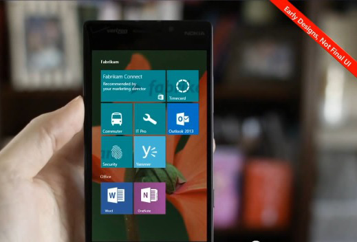 Windows Phone 10 Joe Belfiore