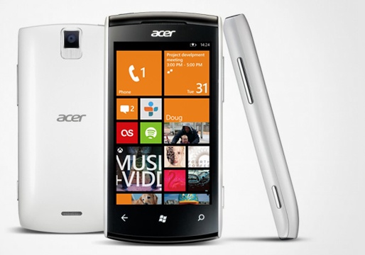 acer windows phone