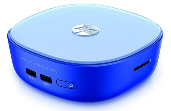HP Stream Mini CES Blau