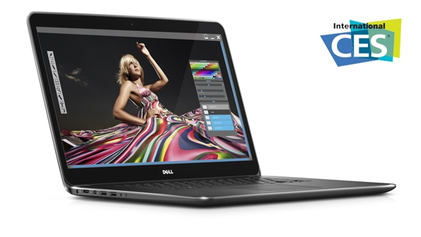 Dell XPS 15 CES Windows