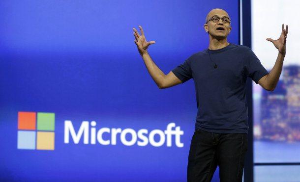 Microsoft Quartalszahlen