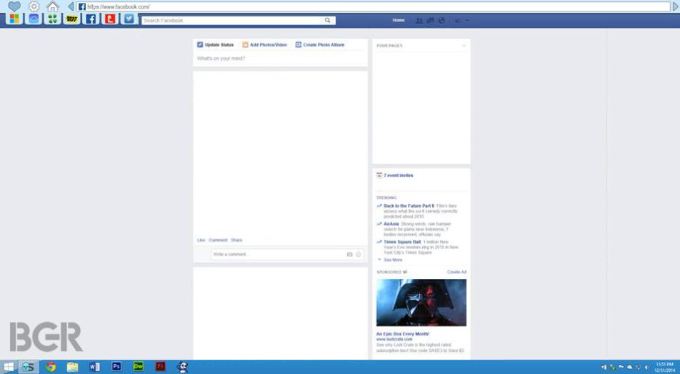 Microsoft Spartan Browser