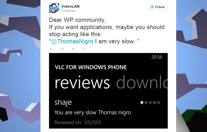 videolan vs windows community