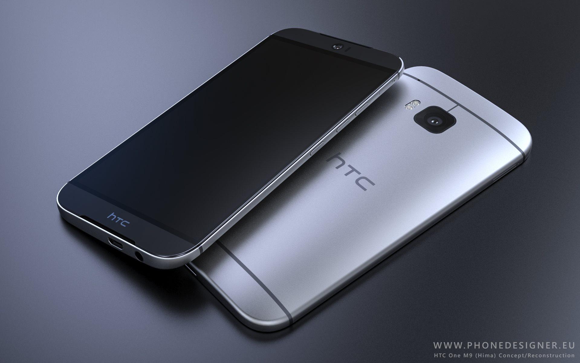 HTC Hima M9 Bilder Renders