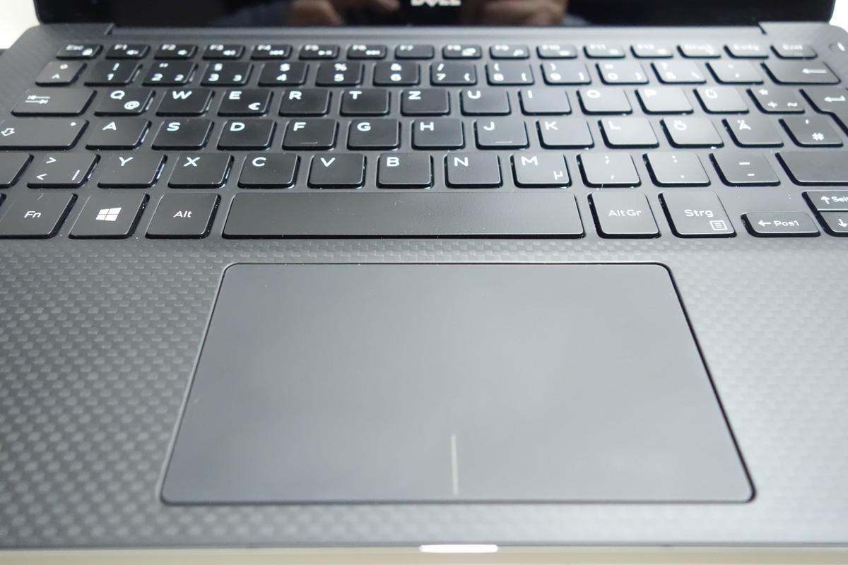 Dell-XPS-13-Tastatur