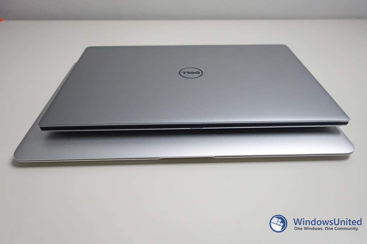 Vergleich: Dell XPS 13 gegen MacBook Air (2011)