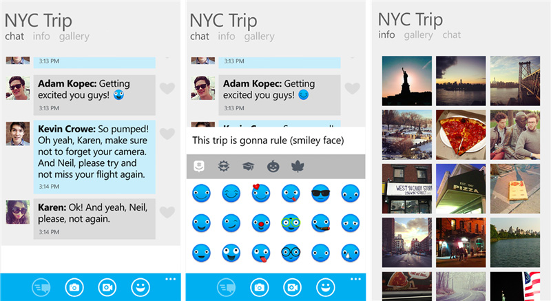 GroupMe-Windows-Phone