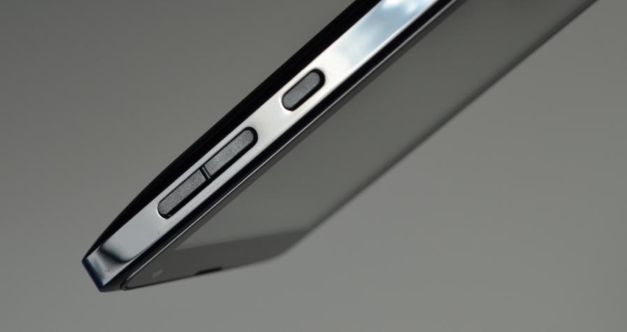 Das Lumia 532 ist mit 11,6 mm Tiefe eines der klobigsten Lumias.