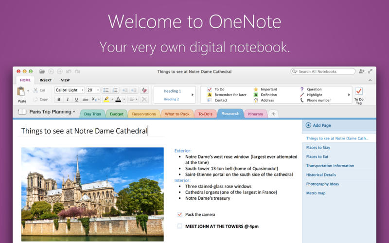 Microsoft-OneNote-1.0-for-Mac-screenshot-001