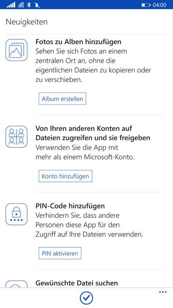 OneDrive-Neu-Update