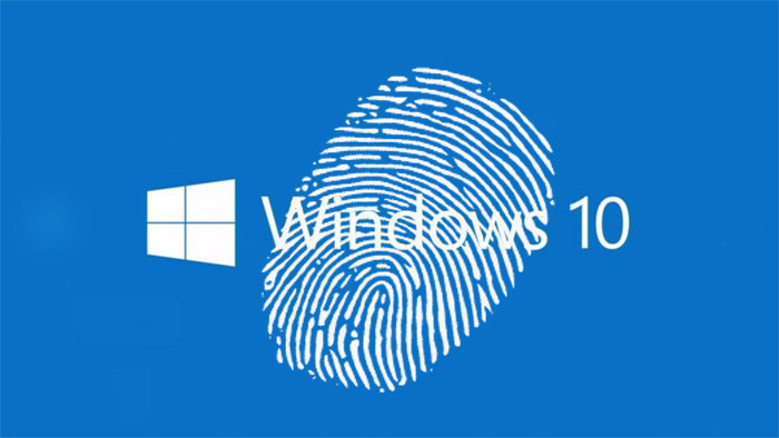 Windows-10-FIDO-Fingerabdruck-Biometrie