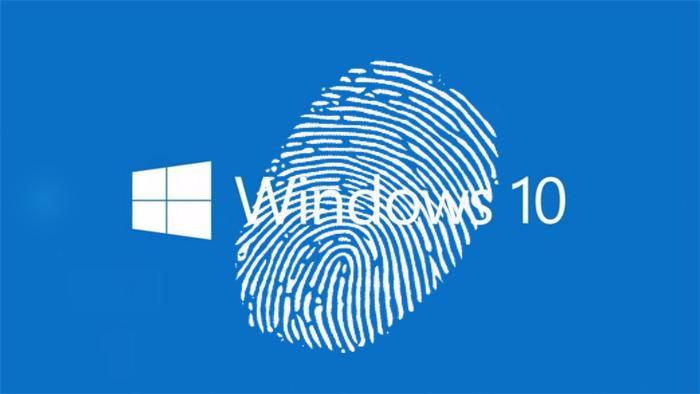 Windows-10-FIDO-Fingerabdruck-Biometrie