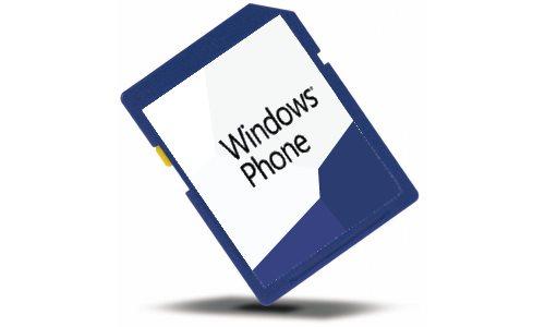 Windows Phone SD-Card